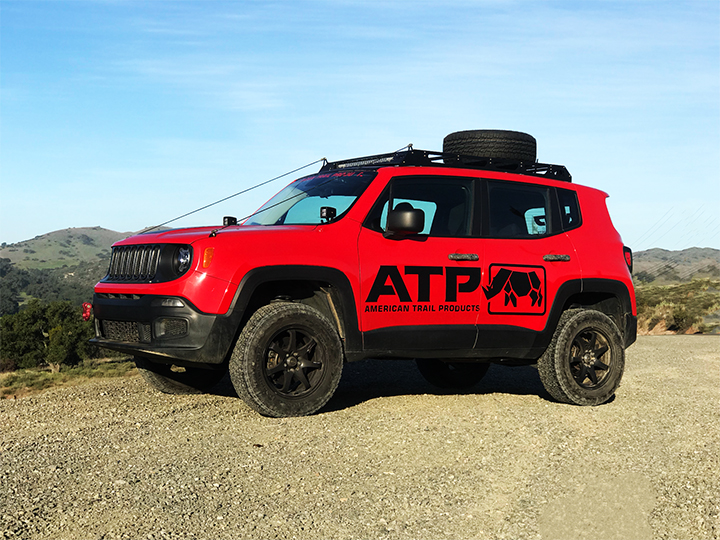 Jeep Renegade Lifted >> 4 0 Jeep Renegade Compass Lift Kit