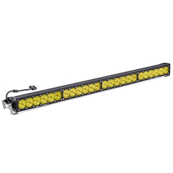 Baja Designs OnX6 40 Inch Light Bar Wide Driving Amber