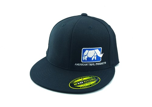 Rhino logo Flex Fit Hat -  L/XL